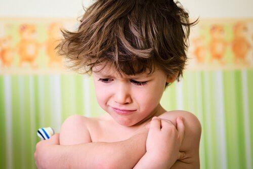 Det er en udfordring for børn at håndtere følelser
