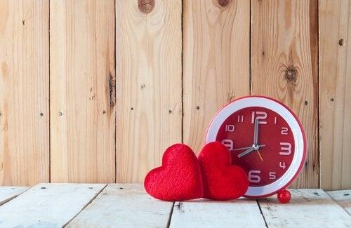 Forholdets tre tider: Dig tid, mig tid og vi tid