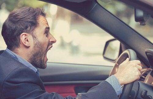 Vrede i trafikken: Variabler, som forårsager en bilulykke