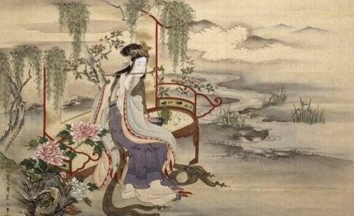Dansen med ånderne i skoven: En smuk japansk fabel
