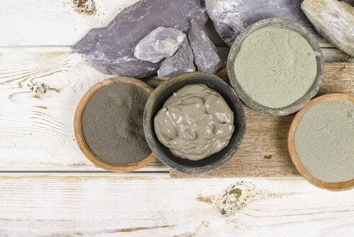 Ler og mudder kan anvendes indenfor geofagi