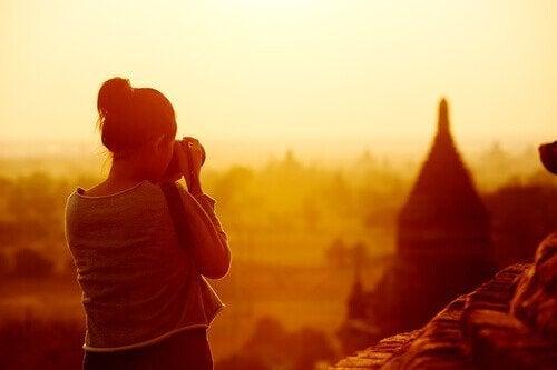 At rejse er at leve