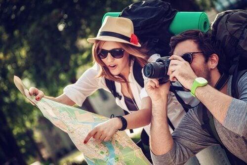 Udforsk verdenen ligesom disse utrættelige rejsende