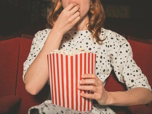 Se film for at forbedre din mentale sundhed: Filmterapi