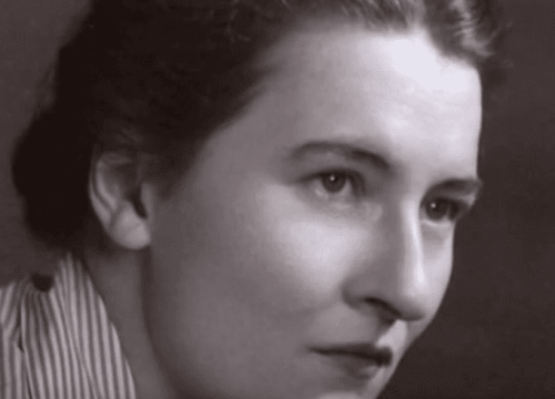 En ung Mary Ainsworth