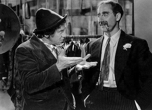 Top 5 citater af Groucho Marx om livet