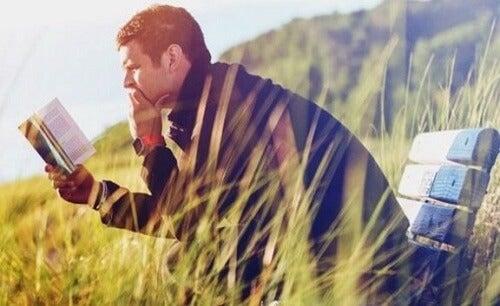 Kan litteratur og poesi hjælpe os over depression?