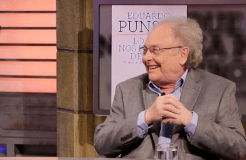 Eduard Punset var et spansk ikon