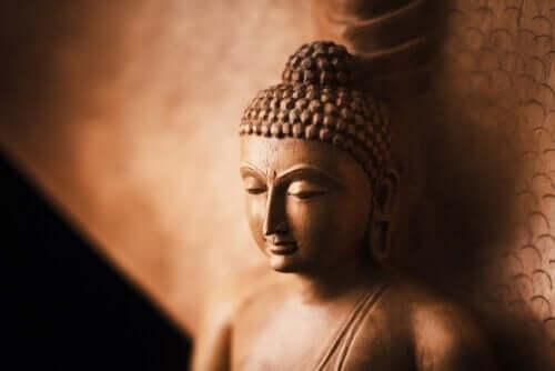 Den buddhistiske historie om tålmodighed og mental fred