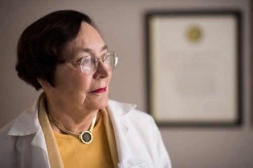 forskeren Nancy Andreasen