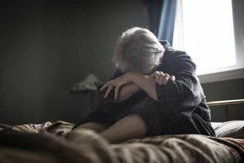 Depression hos ældre mennesker