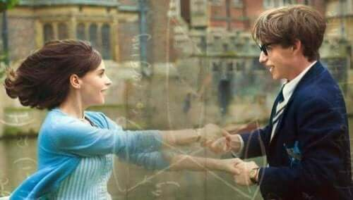 Jane og Stephen Hawking