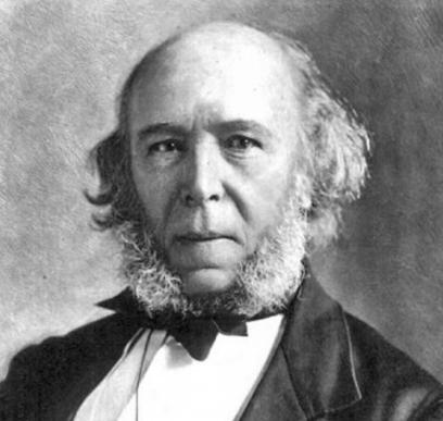 Herbert Spencer: Hans biografi og arbejde