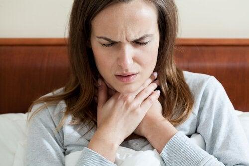 Hysterisk afoni: En omvendelseslidelse