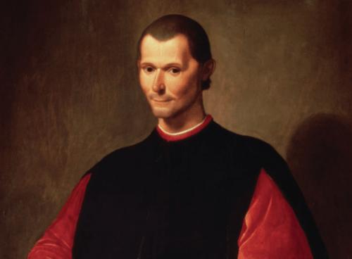 Fem citater af Niccolo Machiavelli