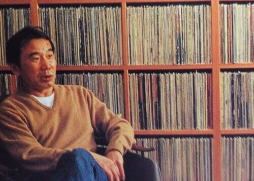 Murakami til interview