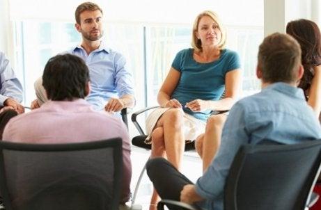 Sådan klarer du et gruppeinterview succesfuldt