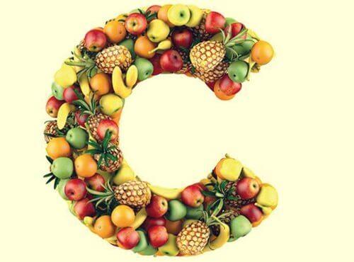frugter der former et C
