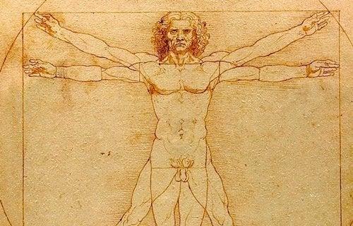 Den Vitruvianske Mand