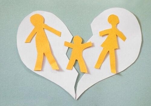 Forskellene på separation og skilsmisse