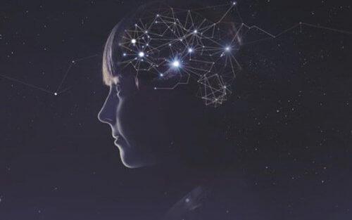 hjerne som stjerner