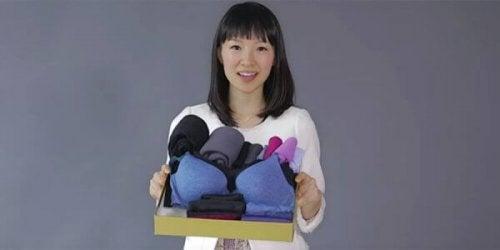 Marie Kondo er eksempel på disciplin i Japan