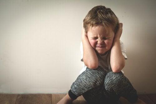 En stresset dreng