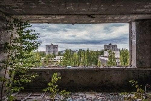 Katastrofen i Tjernobyl