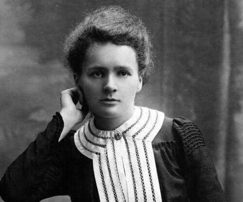 foto af Marie Curie