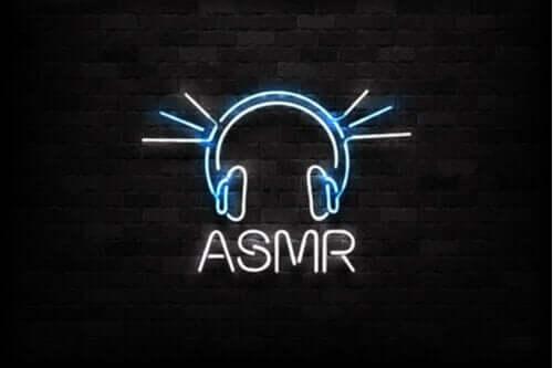 neonlys med ASMR