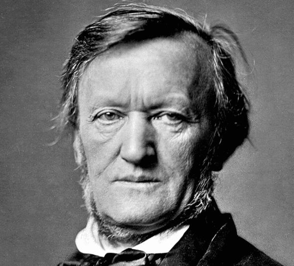 Portræt af Wagner
