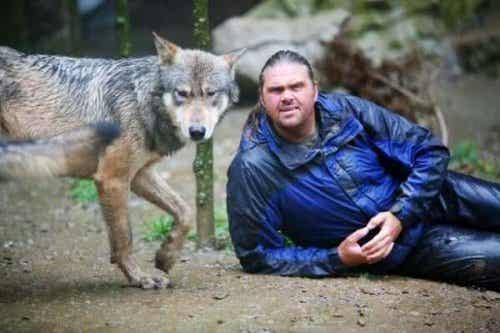 Shaun Ellis: En mand blandt ulve