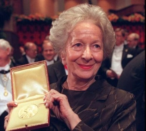 Szymborska med ærespris