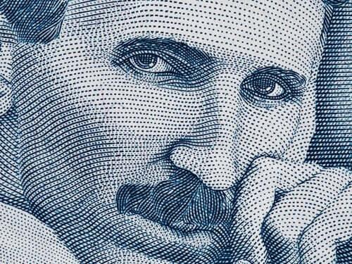 Fem citater af Nikola Tesla