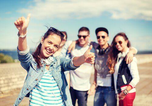 At være glad på andres vegne kan også gøre dig glad