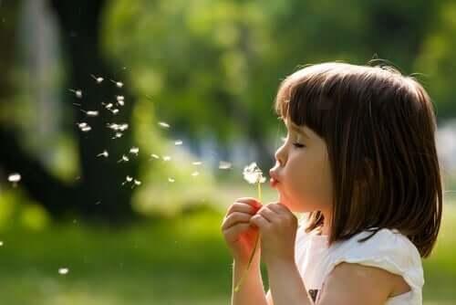 Processen af børns emotionelle udvikling