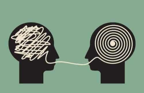 Psykologien bag sprog
