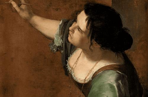 Artemisia Gentileschi: Biografi af en barokmaler