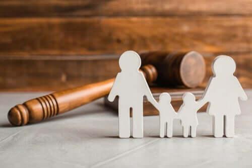 De juridiske aspekter af fælles forældremyndighed
