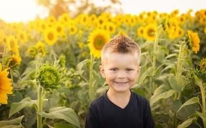 Selvsikre børn er glade børn
