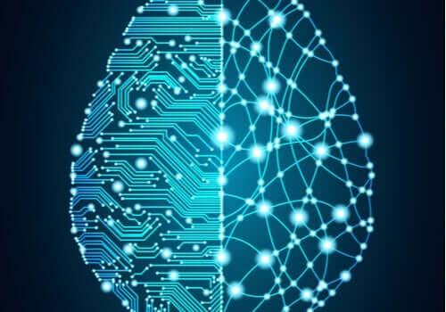 Elektronisk hjerne