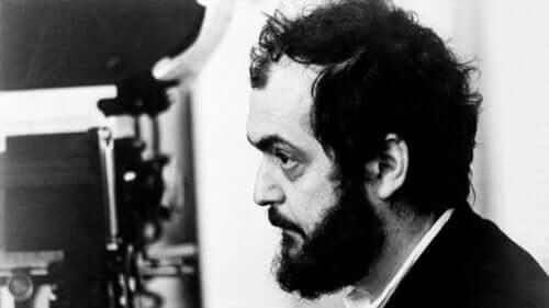foto af Stanley Kubrick