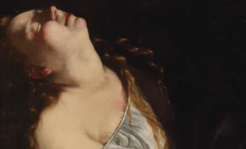 Maleri af Artemisia Gentileschi