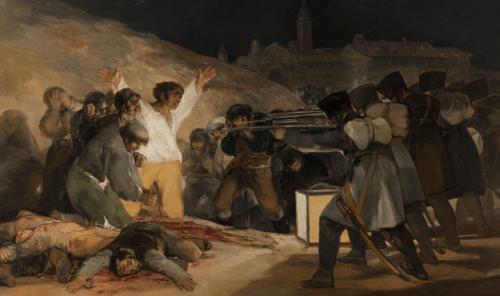 Et af Goyas mange malerier