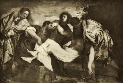 Maleri af Titian