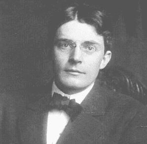 portræt af John B. Watson