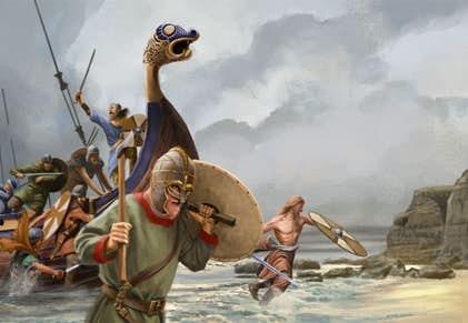 Vikinger i aktion har givet os gode ordsprog om livet