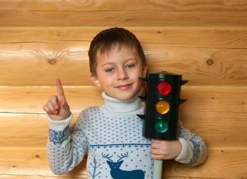Trafiklyssystemet til håndtering af vrede