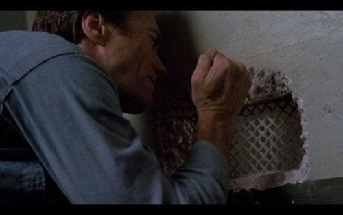 Client Eastwoods karakter flygter fra fængslet
