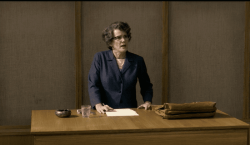 Arendt blev den første kvindelige underviser på Princeton University